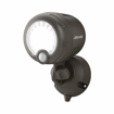 Picture of Wireless Battery-Operated Outdoor Motion-Sensor-Activated LED Spotlight