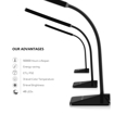 Picture of LED Desk Lamp 3 Color Modes