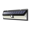 Picture of 102 LED Solar Lights Motion Sensor, Super Bright Wall Light, 3 Optional Lighting Modes, Large Solar Panel, 120¡ã Sensing Angle, Weatherproof, Great Outdoor Light for Garden, Driveway, Pathway