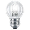 Picture of x6 42w Golf Ball P35 E27 ES Dimmable Halogen Energy Saver 42w = 55w Light Bulbs 220-240v -ECOCLASIC 30 [Energy Class C]