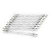 Picture of Halogen Lamp R7S Dimmable Haloline SuperStar Halogen Lamp with Connectors on Both Ends 2950 K, 8750 Lumen, Warm White, 230 W, Pack of 10 [Energy Class C]