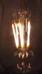 Picture of 6 Pack DC 12V Nostalgic 3000K 6Watt LED Edison Filament ST64 Light Bulb E26 E27 Medium Base Lamp Low Volt Landscape Outdoor Sconce Path Vintage Cage Pendant Lamp Antique Theater Lighting (Warm White)