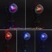 Picture of Dj Disco Stage Light , Mini Dj Floor Light Room Decor Ball Light Dj Dance Light USB Operated Car Disco Light LED Light Effect Mini Ball Light For Christmas Party Decor Wall Light