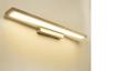 Picture of Modern Simple Waterproof Anti-Fog Bathroom Dresser Luxury LED Mirror Headlights