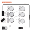 Picture of LED Under Cabinet Lighting Kit,Under Counter Lighting
