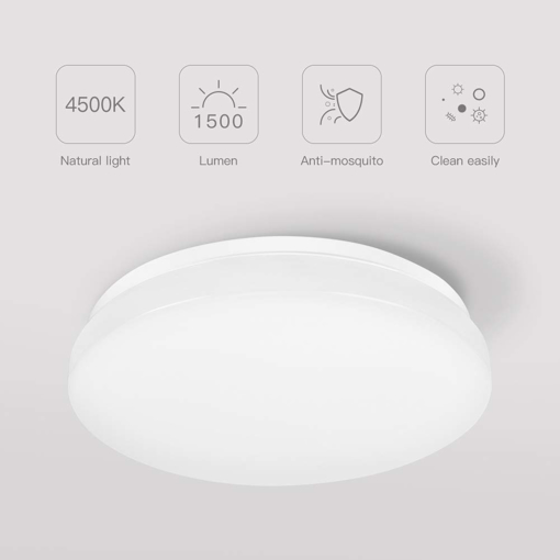 Picture of Ceiling Light 24W LED Ceiling Lights 4500K Natural White