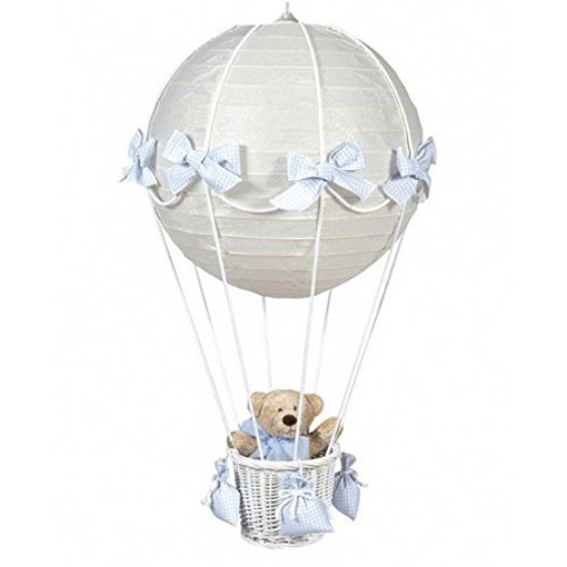 Picture of Lampara Balloon Vichy Blue (BP)