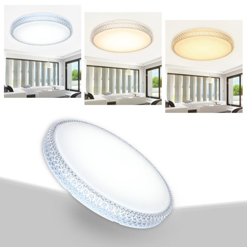 Picture of 60W LED Lamp Color change Around Star Ceiling lights
