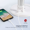 Picture of Dimmable Office Lamp with USB Charging Port