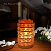 Picture of Himalayan Salt Lamp Natural Crystal Salt Lamp Night Light