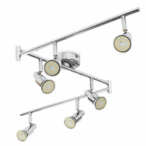 Picture of 6 Way LED Ceiling Lights