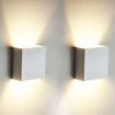 Picture of 2 Pcs 6W LED Wall Light Up Down Indoor Wall Lamp
