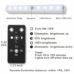 Picture of Remote Control LED Under Cabinet Lighting, 4pack