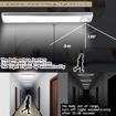 Picture of Motion Sensor Light USB Rechargeable