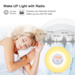 Picture of Multi-functional Wake Up Alarm Clock