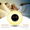 Picture of Wake Up Light, Sunrise Alarm Clock with FM Radio