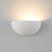 Picture of Half Moon Modern Up Gypsum Plaster Indoor Light