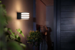 Picture of Hue Lucca LED Smart Outdoor Garden Wall Lantern