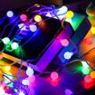 Picture of Battery Fairy Lights - Globe String Lights [Remote & Timer] 33FT/10M 100Leds