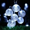 Picture of Solar String Lights, OxyLED 30 LED Garden Patio Outside Solar String Light