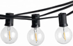 Picture of Svater Led Globe Outdoor Garden String Lights 25FT 25 Bulbs.