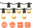 Picture of Outdoor String Lights LED,48ft.