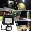 Picture of MEIKEE Security Lights with Motion Sensor, 10w Led Sensor Outdoor Light, IP66 Waterproof Security Lighting