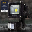 Picture of Security Light with Motion Sensor 10W.