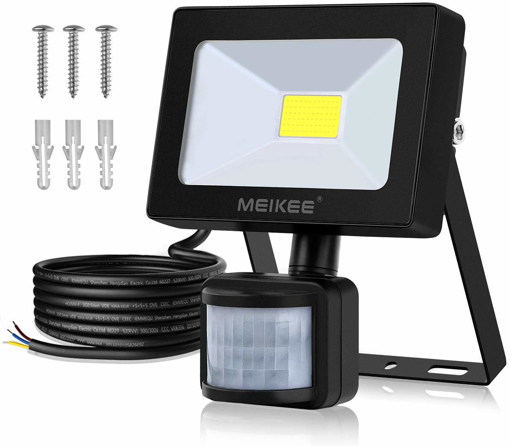 Picture of MEIKEE Security Lights, 10W LED Floodlights.