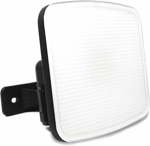 Picture of Led Floodlight 50w, Waterproof Outdoor Security Light, Slim IP65 Fastfit Pan Tilt Bracket, 4000 Lumens, Daylight, Anti Glare Protection