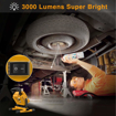 Picture of Onforu 30W 3000LM LED Work Light, 300W.