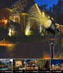 Picture of Spike Lights, ECOWHO Garden Lights 12V Outdoor Lights 41ft/12.4m Spotlights Waterproof IP65 Spot Lighting 6 Landscape LED Lighting Plug and Play