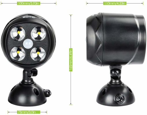 Picture of Motion Sensor Light Outdoor Security Lights.