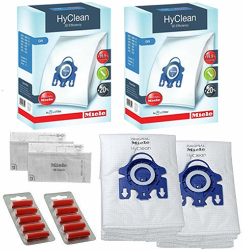 Picture of Miele GN – HyClean GN Cat & Dog Vacuum Bags + Filters
