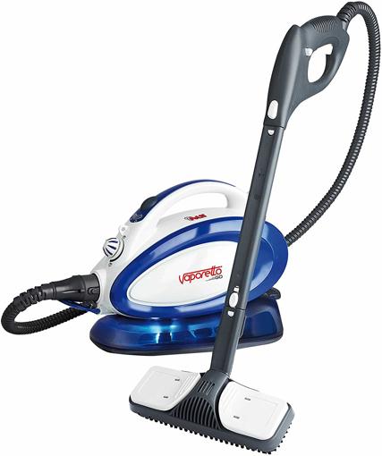 Picture of Polti Vaporetto Go Steam Cleaner, 3.5 Bar, Plastic, Blue/White