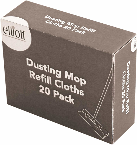 Picture of Elliott Dusting Mop Refill Cloths