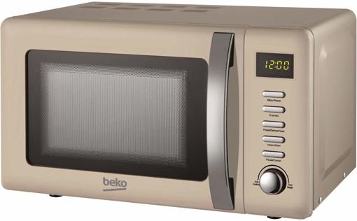 Picture of Beko MOC20200C Solo Retro Microwave 20L 800W