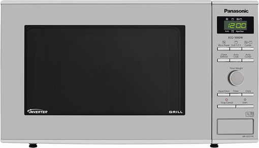 Picture of Panasonic NN-GD37HSBPQ Inverter Microwave Oven
