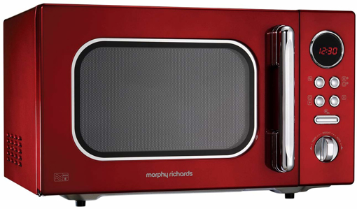 Picture of Morphy Richards Microwave Accents Colour Collection 511512 23L