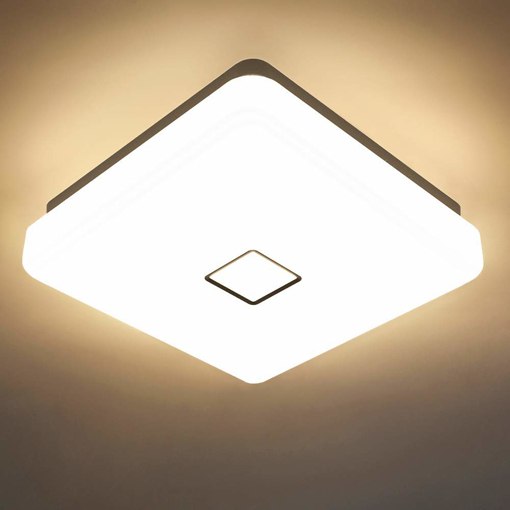 Picture of Onforu 24w LED Ceiling Light, 2100 LM IP65 Waterproof