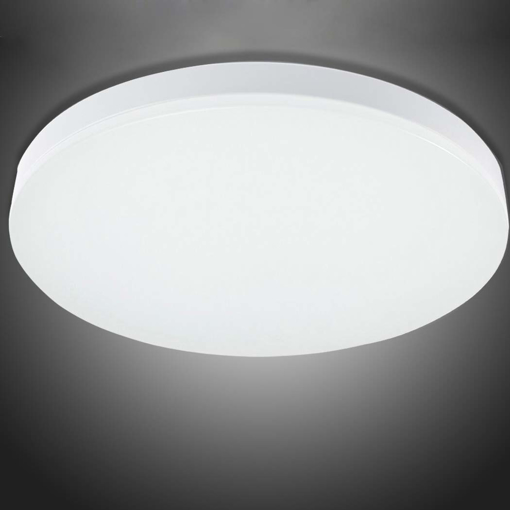 Picture of Bathroom Lights Ceiling,12W,26cm,6000K Cool White,Fitting Indoor Lamp for Bathroom