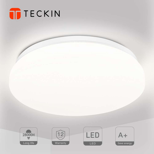Picture of Ceiling Light 24W LED Ceiling Lights 4500K Natural White Ø 33cm Indoor Flush Mount Ceiling Lamp