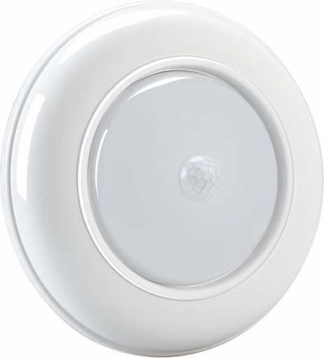 Picture of Wireless Battery Powered Motion Sensing Indoor LED Ceiling Light