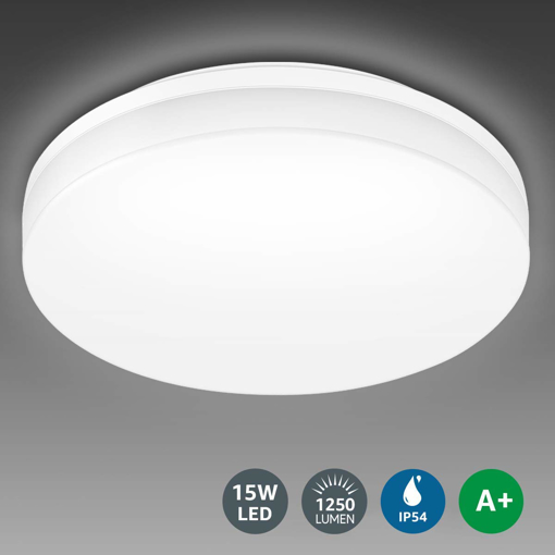 Picture of Status 6-inch Ceiling Pendant with Lampholder, White