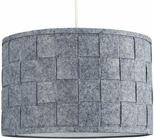 Picture of Large Modern Weave Design Drum Ceiling Pendant Light Shade