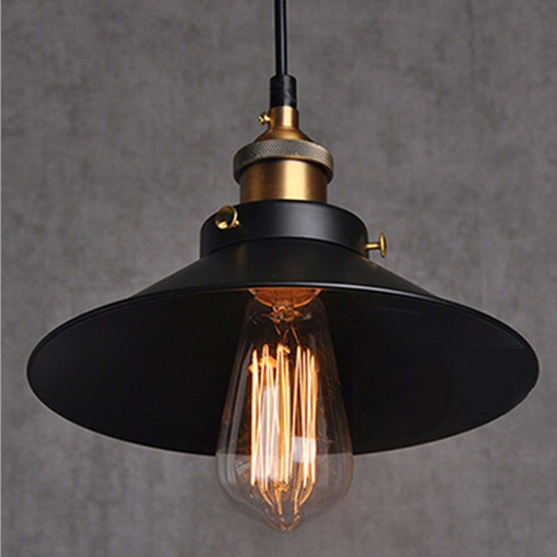 Picture of Retro Pendant Light Shade Vintage Industrial Ceiling Lighting LED