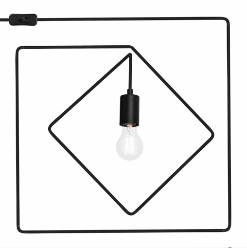 Picture of Plug in Pendant Light Cord Durable Hanging Lamp Kit