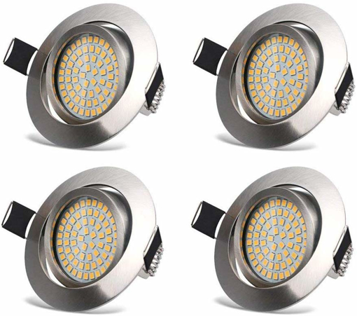 Picture of LED Recessed Ceiling Lights Spotlights 3.5W Downlights