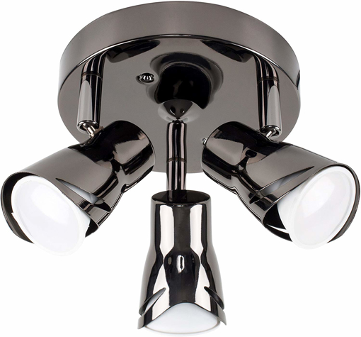 Picture of Sleek Round Adjustable Ceiling Spotlight