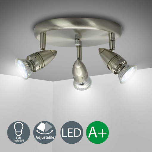 Picture of Round LED Ceiling Light IP20 Spotlight for Kitchen